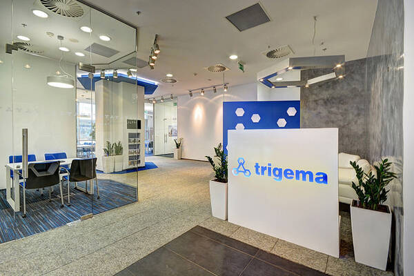 Trigema Showroom