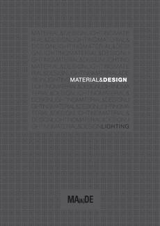 LINEA LIGHT Material&Design katalog 2018