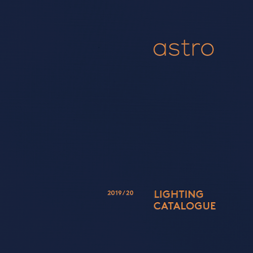 KATALOG ASTRO LIGHTING 2019/20