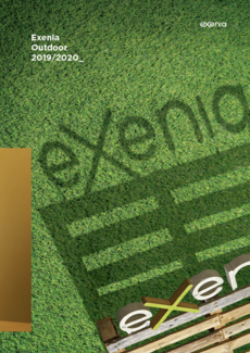EXENIA OUTDOOR katalog 2019-2020