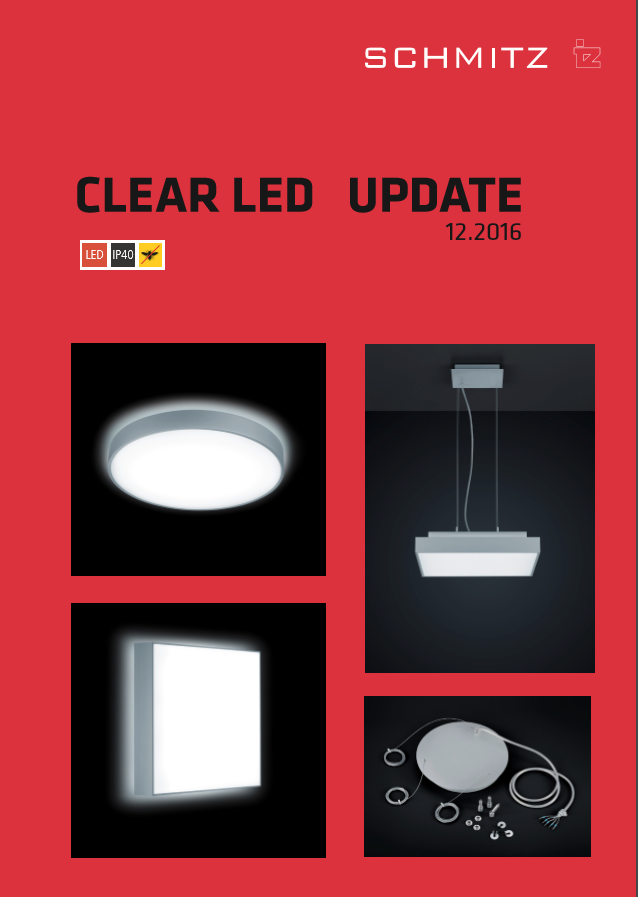 Schmitz Clear LED update